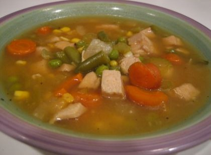 Soup Keeps You Feeling Full Longer (Compared to Solid Food Meals)